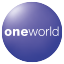 ONE WORLD  This page will open in a new window